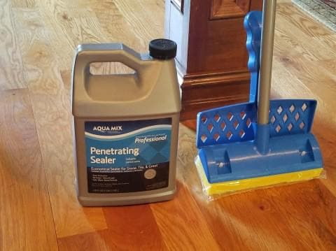 Make Sure the Tiles Are Sealed with penetrating tile sealer