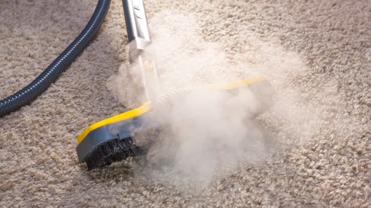 What is the best way to clean carpet?