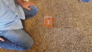 How to Repair a Hole, Burn, or Tear in Carpet